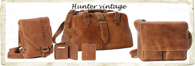 aunts and uncles Hunter vintage tan