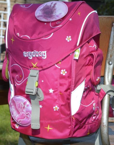 helle n Farbe wie man kauft Shop für neueste Ergobag Mini Schniekelessa Kindergartenrucksack pink