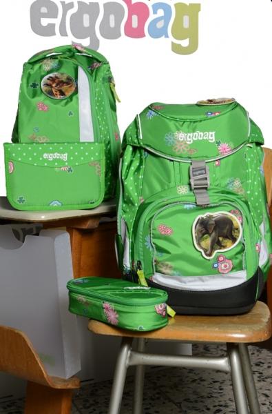 Ergobag Pack Schulranzen Picknickbär 6 Teiliges Set