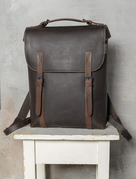 aunts and uncles chap rucksack coffee. Black Bedroom Furniture Sets. Home Design Ideas
