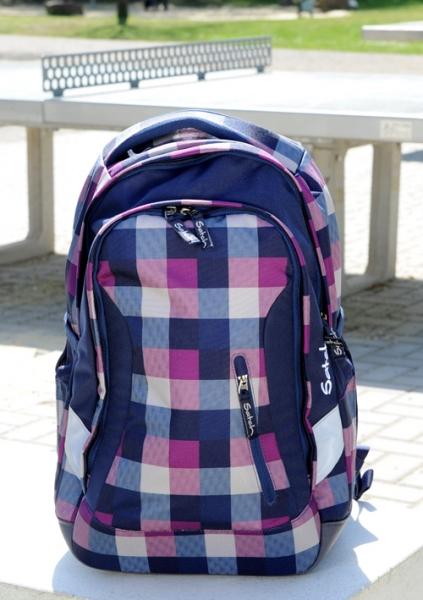 97e5584ccc070 Satch Sleek Rucksack Berry Carry