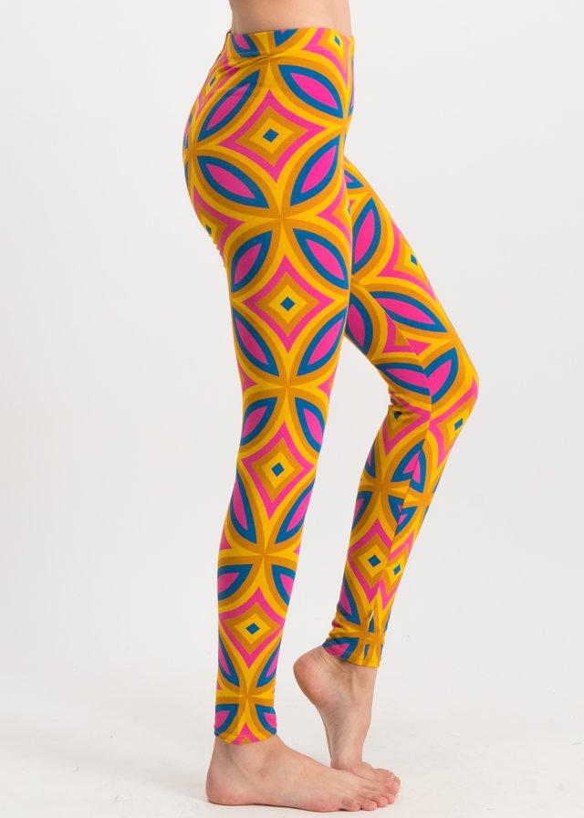 Blutsgeschwister leggings legs trés chouette legsters orient salon XL