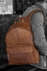 The Chesterfield Brand Rucksack Andrew cognac 15,4 Zoll DIN A4