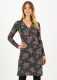 Blutsgeschwister Kleid fast and frosty dress wild romance