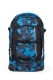 Satch Pack Blue Triangle Rucksack