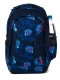 Satch Sleek Waikiki Blue Rucksack