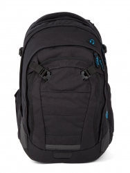 Satch Match Rucksack Black Bounce
