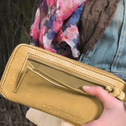 Cowboysbag Geldbörse The Purse yellow 1238