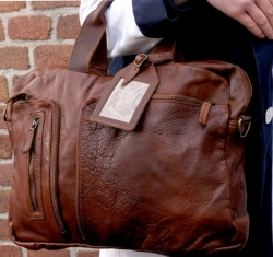 Cowboysbag Manhattan cognac 1310300