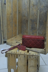 Cowboysbag Geldbörse Purse Hatton Bordeaux 1357