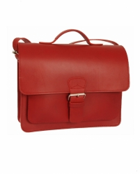 ruitertassen Classic briefcase red 152141