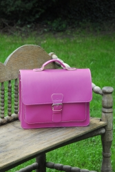 ruitertassen Classic briefcase rose 172141