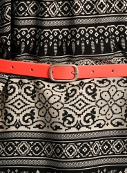 Cowboysbelt Neon 209047 Sam Brown