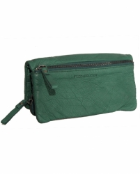 FERDsBRUDER 2in1 Portemonnaie dark green