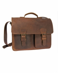 ruitertassen Classic briefcase ranger brown 732139