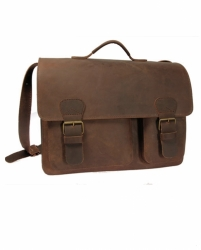 ruitertassen Classic briefcase ranger brown 732142