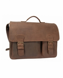 ruitertassen Classic briefcase ranger brown 732342