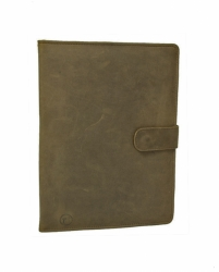 ruitertassen writing case A4 Leisure khaki 751001