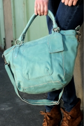 Cowboysbag Bag Shoreditch Seagreen Shopper M 1305960