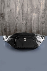 Bogner Spirit Belly Bag Gürteltasche black teak