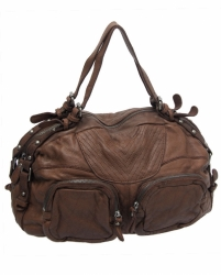 FREDsBRUDER Brit Chick mid brown Handbag