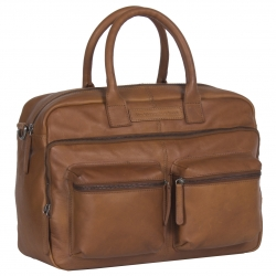 The Chesterfield Brand Bag Julius M cognac