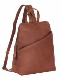 The Chesterfield Brand Rucksack Maria cognac