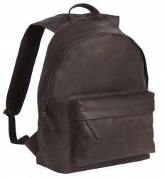 The Chesterfield Brand Rucksack Andrew brown 15,4 Zoll DIN A4