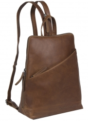 The Chesterfield Brand Rucksack Bath cognac