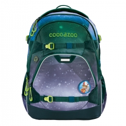Coocazoo Schulrucksack ScaleRale Limited Edition Ocean Emotion Galaxy Blue
