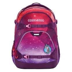 Coocazoo Schulrucksack ScaleRale Limited Edition Ocean Emotion Galaxy Pink