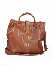 cowboysbag Exeter shopper cognac 1136500