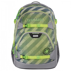 Coocazoo Schulrucksack ScaleRale Limited Edition MeshFlash Neongreen