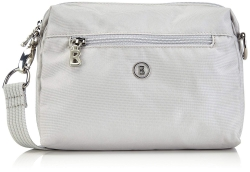 Bogner New Golf hellgrau Spirit steel Handtasche