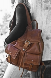 The Chesterfield Brand George Rucksack DIN A4