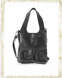 aunts and uncles Mrs Packrat Shopper black