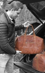The Chesterfield Brand Reisetasche Portmouth