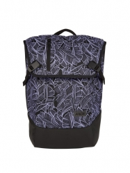 AEVOR Daypack Rucksack Backpack Leaf Purple