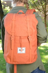 Herschel Rucksack Retreat burnt orange