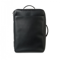 Salzen Backpack Weekend total black