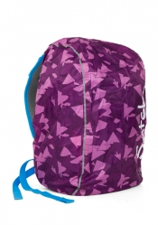 Satch Purple Regencape Triangle