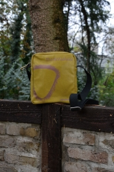 Strellson Paddington ShoulderBag SV dark yellow