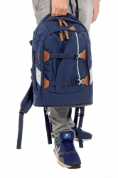 Satch Pack Nordic Blue Rucksack