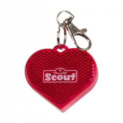 Scout LED-Sicherheits-Blinky Pink Heart