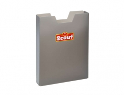 Scout Heftbox transparent