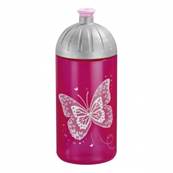 Step by Step Trinkflasche Shiny Butterfly