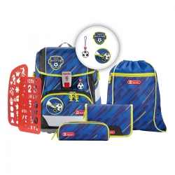 Step by Step 2IN1 Plus Schulranzen-Set Soccer Team 6-teilig Modell 2020