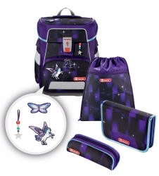 Step by Step Space Schulranzen-Set Pegasus Dream 5-teilig