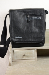 Strellson Paddington Messenger MV black
