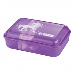 Step by Step Lunchbox Brotdose Unicorn